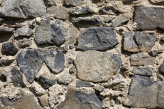 Fondo de la textura de la pared de piedra Foto de archivo