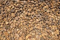 Fondo de la textura de la piedra de la grava Imagen de archivo