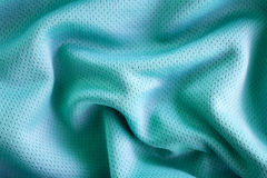 Fondo de la textura de la tela de la ropa del deporte Foto de archivo