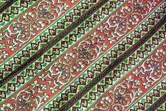 Fondo de la textura de la tela multicolor y ligero Imagen de archivo