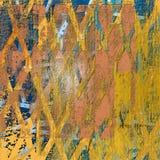 Fondo de la textura de la vendimia de Grunge Imagen de archivo