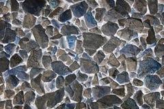Fondo de la textura de las rocas Imagenes de archivo