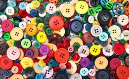fondo de la textura de los botones Fotografía de archivo