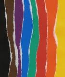Fondo de la textura de los papeles del color foto de archivo