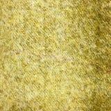 Fondo de la textura del amarillo de la mostaza Imágenes de archivo libres de regalías