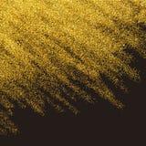 Fondo de la textura del brillo del oro por la Navidad y el Año Nuevo foto de archivo