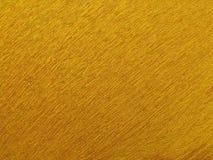 Fondo de la textura del color oro Foto de archivo