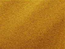 Fondo de la textura del color oro Imagen de archivo libre de regalías