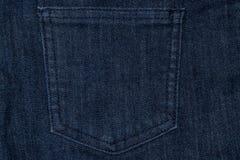 Fondo de la textura del dril de algodón Fotografía de archivo libre de regalías