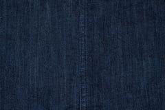Fondo de la textura del dril de algodón Foto de archivo libre de regalías