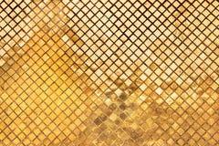 Fondo de la textura del extracto del oro Fotografía de archivo libre de regalías