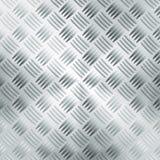 Fondo de la textura del metal del ejemplo del vector Imagen de archivo libre de regalías