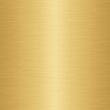 fondo de la textura del metal del oro Imagen de archivo