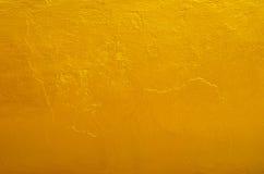 Fondo de la textura del oro Imagen de archivo libre de regalías