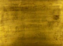 Fondo de la textura del oro Fotos de archivo