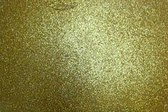 Fondo de la textura del oro para el fondo Imagenes de archivo