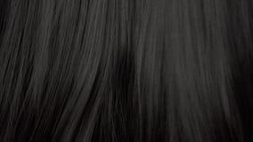 Fondo de la textura del pelo, ninguna persona metrajes