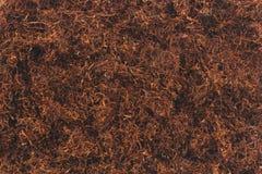 Fondo de la textura del tabaco Fotografía de archivo libre de regalías