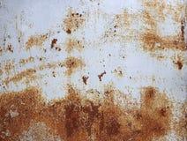 Fondo de la textura oxidada del metal fotos de archivo