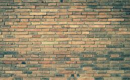 Fondo de la textura de la pared de ladrillo del concepto del vintage viejo, diseño de la pared Fotografía de archivo libre de regalías