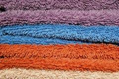 Fondo de la toalla Imagen de archivo libre de regalías