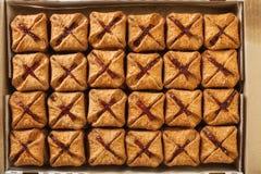 Fondo de la torta de frutas Fotografía de archivo libre de regalías