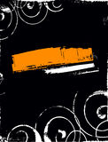 Fondo de la vendimia Foto de archivo