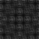 Fondo de la venta de Black Friday Imagen de archivo