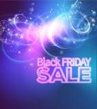 Fondo de la venta de Black Friday Fotografía de archivo libre de regalías