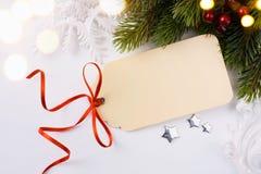 Fondo de la venta de los días de fiesta de Art Christmas; Fotos de archivo libres de regalías