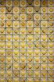 Fondo de las baldosas cerámicas del vintage Fotografía de archivo libre de regalías