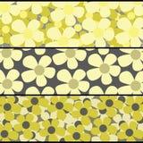Fondo de las flores stock de ilustración