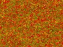 Fondo de las hojas de la caída Foto de archivo libre de regalías