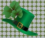 Fondo del día del St. Patricks Imágenes de archivo libres de regalías