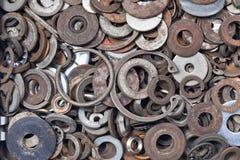Fondo de las lavadoras Fotos de archivo libres de regalías
