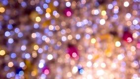 Fondo de las luces de neón Imagen de archivo libre de regalías