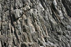 Fondo de las montañas rocosas Foto de archivo libre de regalías