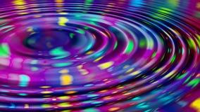 Fondo de las ondulaciones Foto de archivo libre de regalías