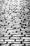 Fondo de las piedras de pavimentación Foto de archivo