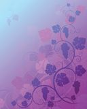 Fondo de las uvas Imágenes de archivo libres de regalías