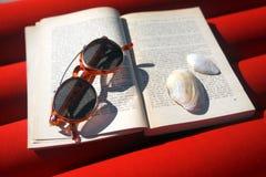 Fondo de las vacaciones de verano imagenes de archivo
