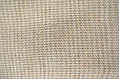 Fondo de lino natural/ascendente cercano de la textura fotografía de archivo