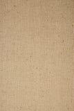 Fondo de lino natural de la tela Fotografía de archivo