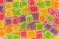 Fondo de los caramelos Fotografía de archivo libre de regalías
