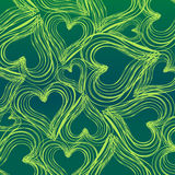Fondo de los corazones libre illustration
