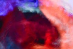 Fondo de los efectos luminosos, fondo ligero abstracto, escapes ligeros, fotografía de archivo