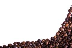 Fondo de los granos de café imagen de archivo
