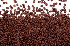 Fondo de los granos de café Imagenes de archivo