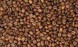 Fondo de los granos de café fotografía de archivo