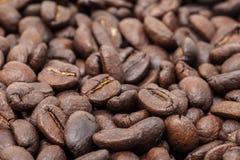 Fondo de los granos de café Fotos de archivo